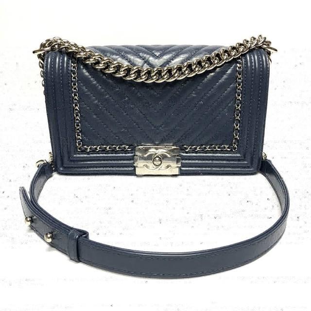 Authentic Chanel Boy Medium Flap Bag Limited Edition 9fda8354b3
