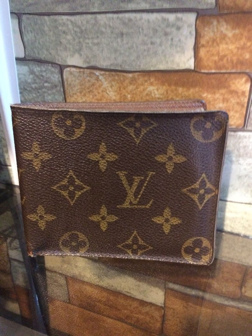 Authentic LV Bifold Wallet