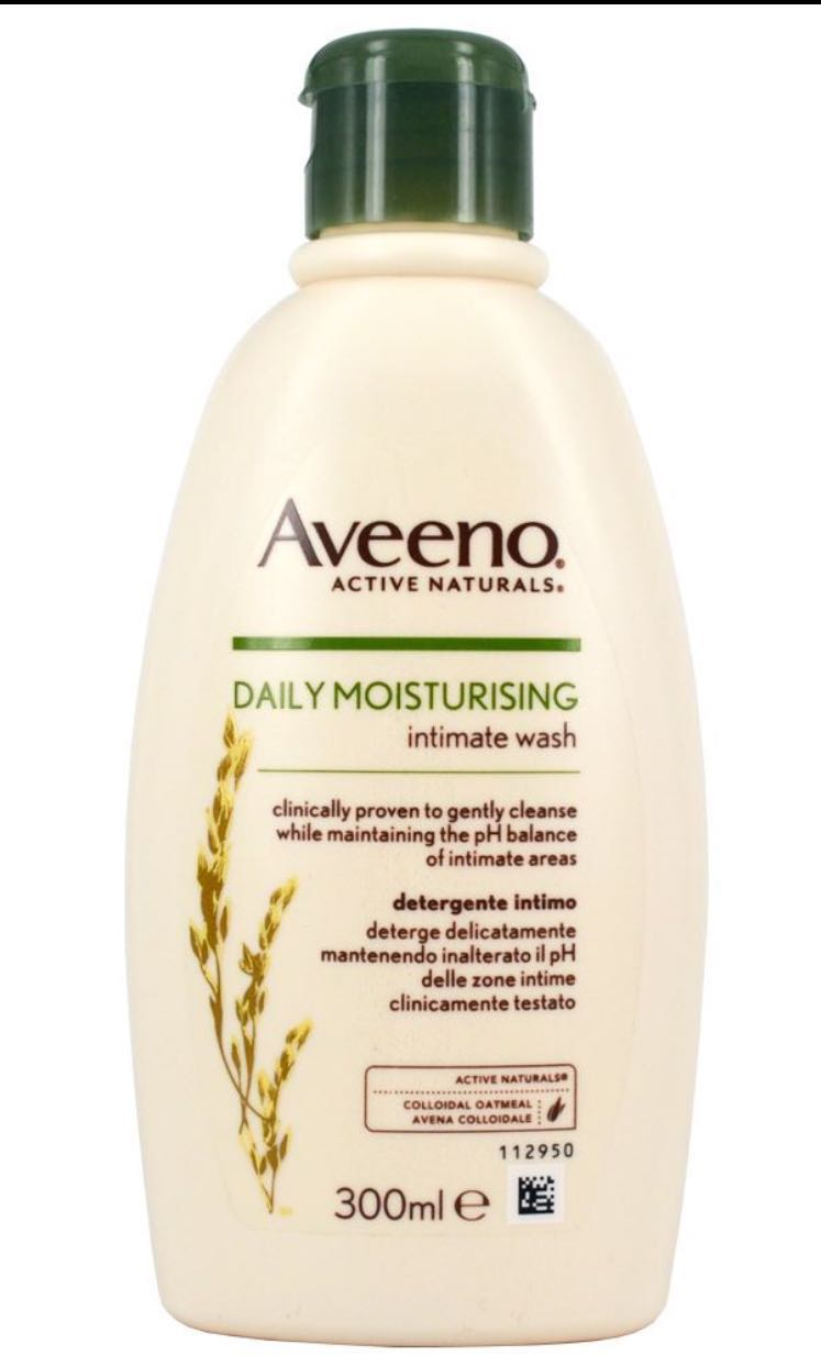 Aveeno Intimate Wash