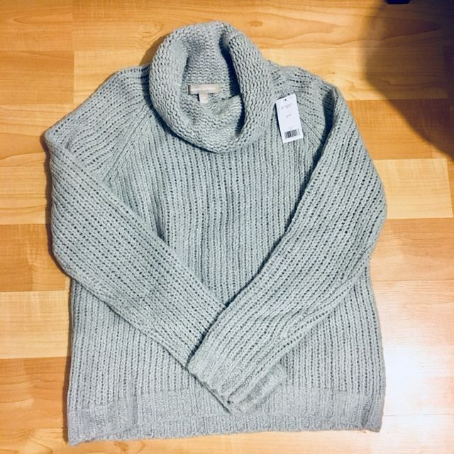 Banana Republic Turtleneck Sweater (New)