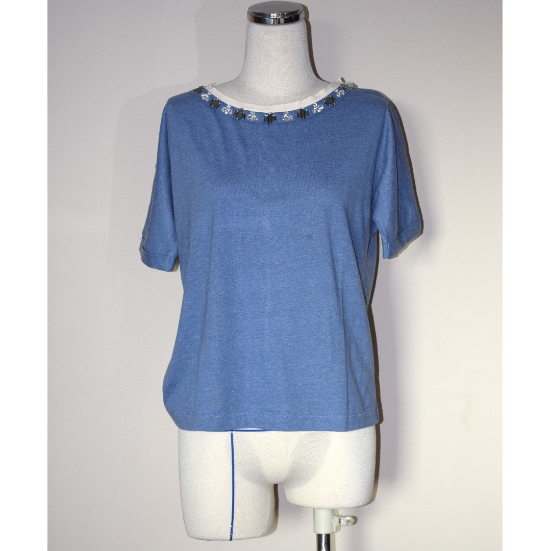 BENCH Blue Shirt
