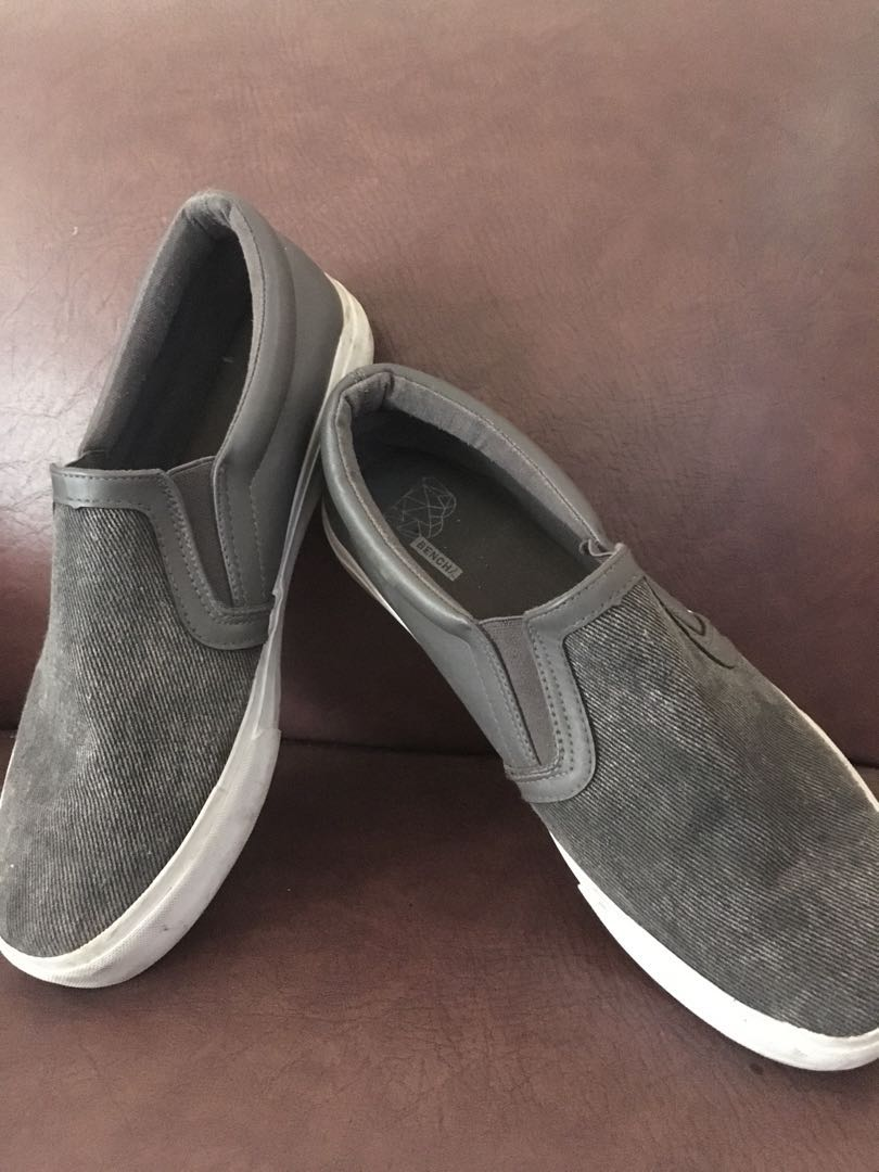 Bench Gray Casual Shoes
