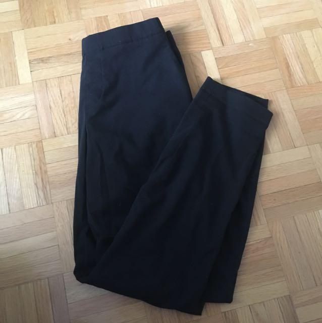 Black Uniqlo Dress Pants