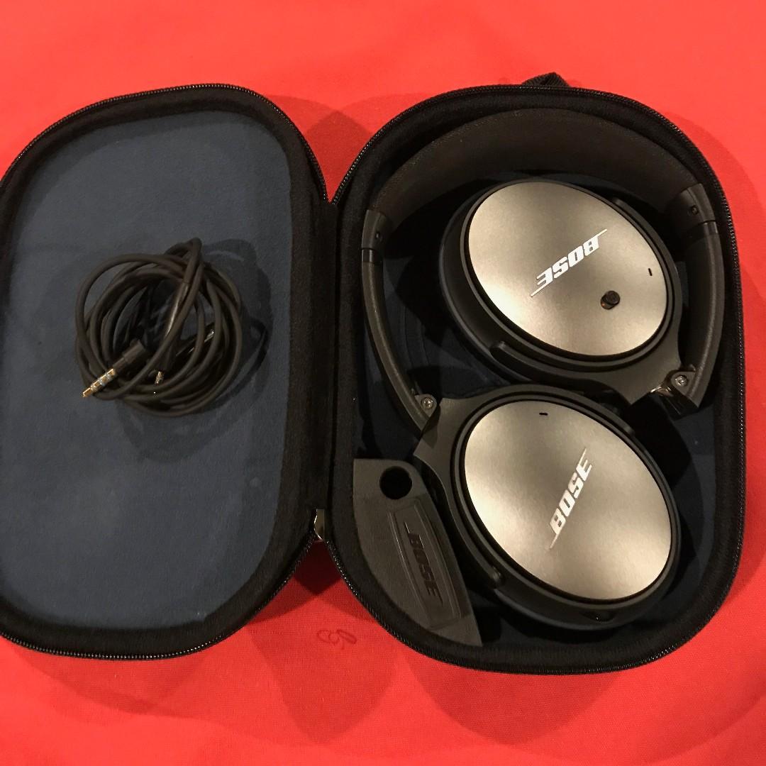 Bose QuietComfort® 25 Acoustic Noise Cancelling® headphones