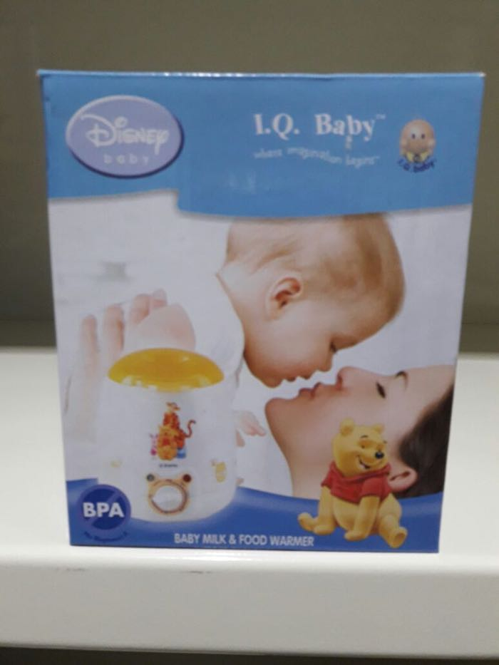 Bottle warmer iq baby disney / penghangat susu / mpasi