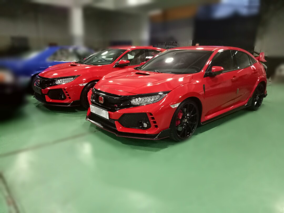 Brand New Honda Civic Type R FK8 Cars For Sale On Carousell