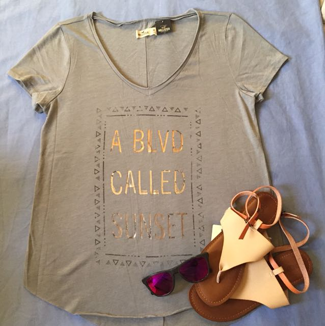 BranNew & Authentic Hollister Top for Summer Outfit