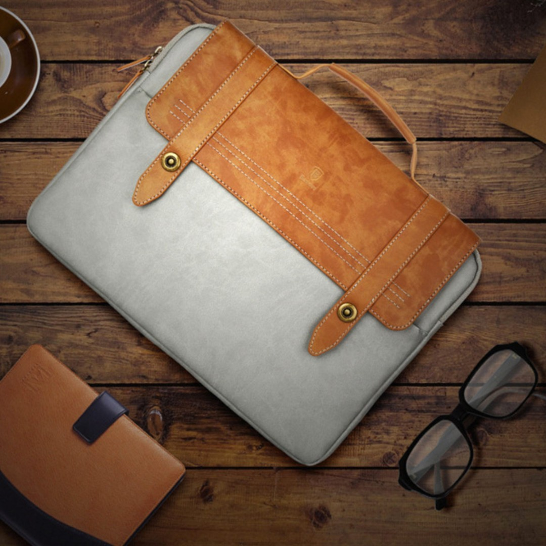 Briefcase Bag - Fits up to 14 Inch Laptop!