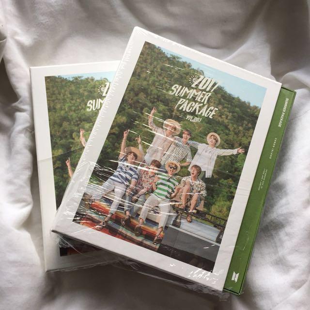 BTS 2017 summer package