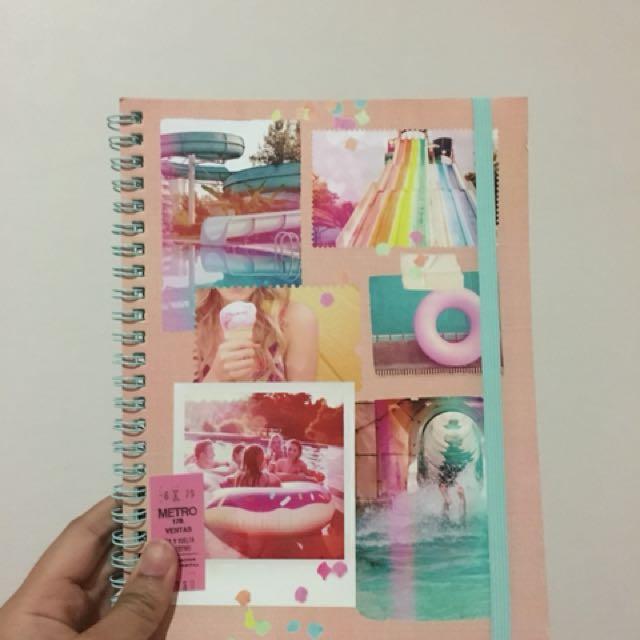 Buku typo notebook A5