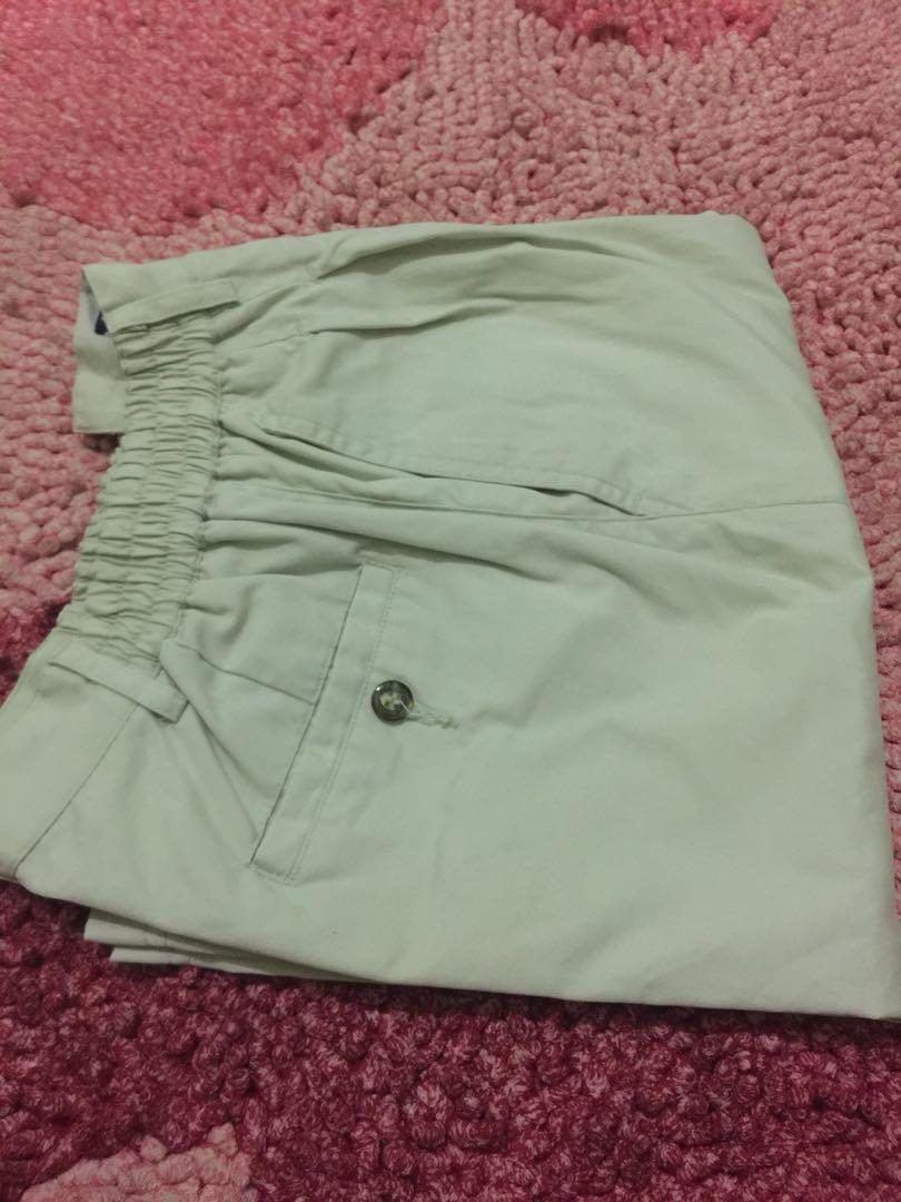 Celana Chino Pendek Pria Fisipunis Preloved Fesyen Pakaian Photo
