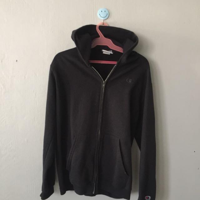 Champion hoodie jacket