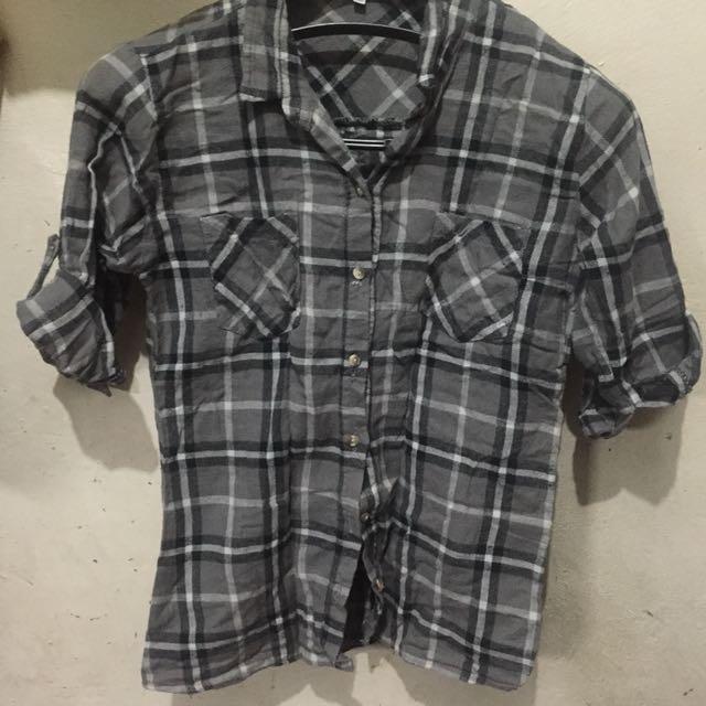 Checkered (Gray)
