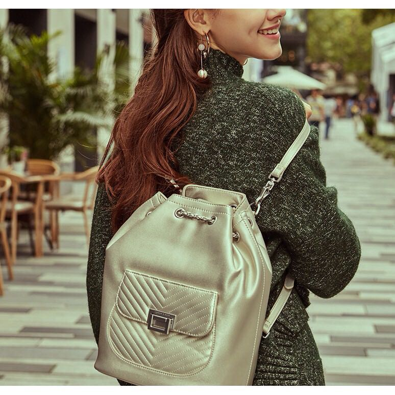 CLEARANCE! Authentic Charles & Keith Backpack