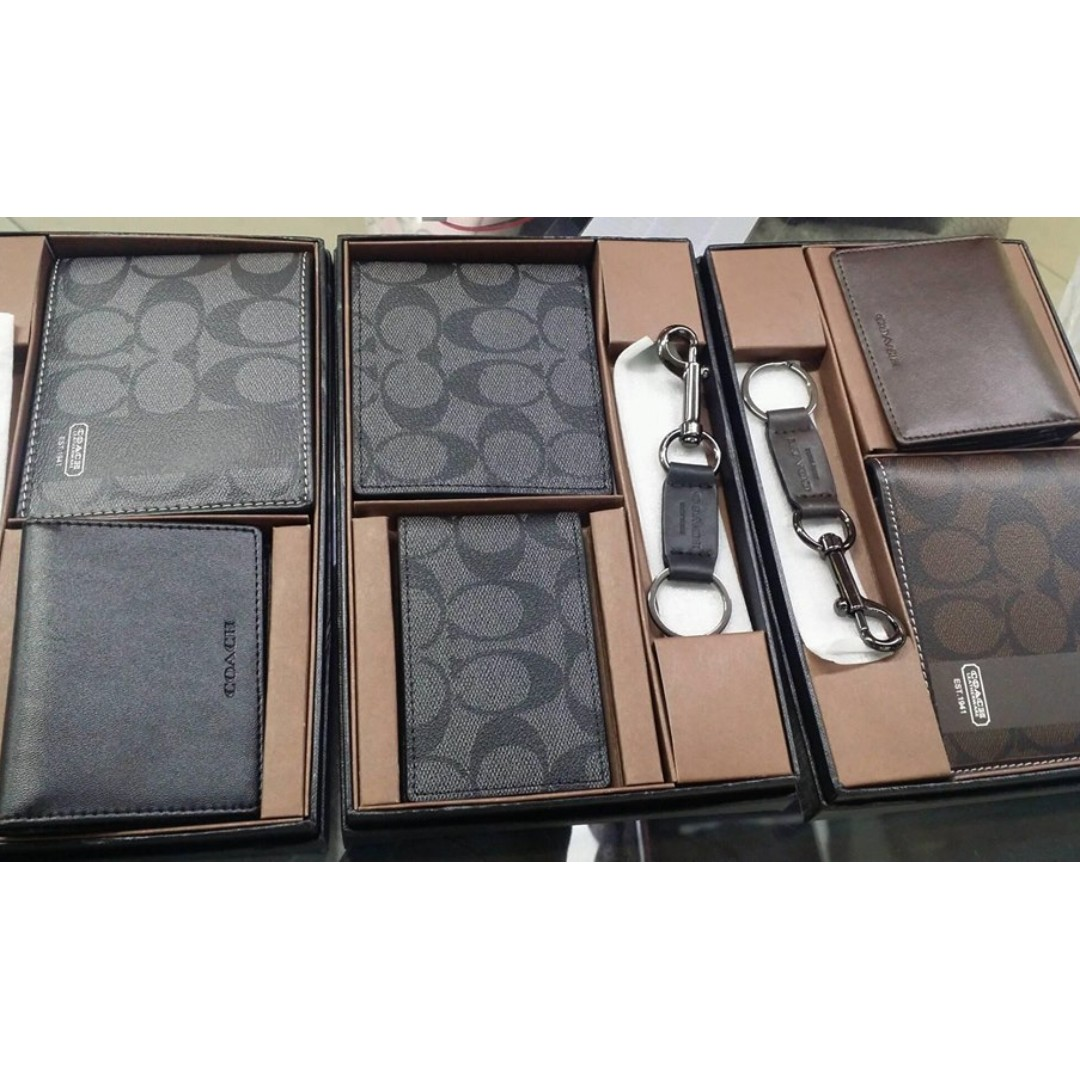Inexpensive Coach Mens Wallet India 20bbe 186f8