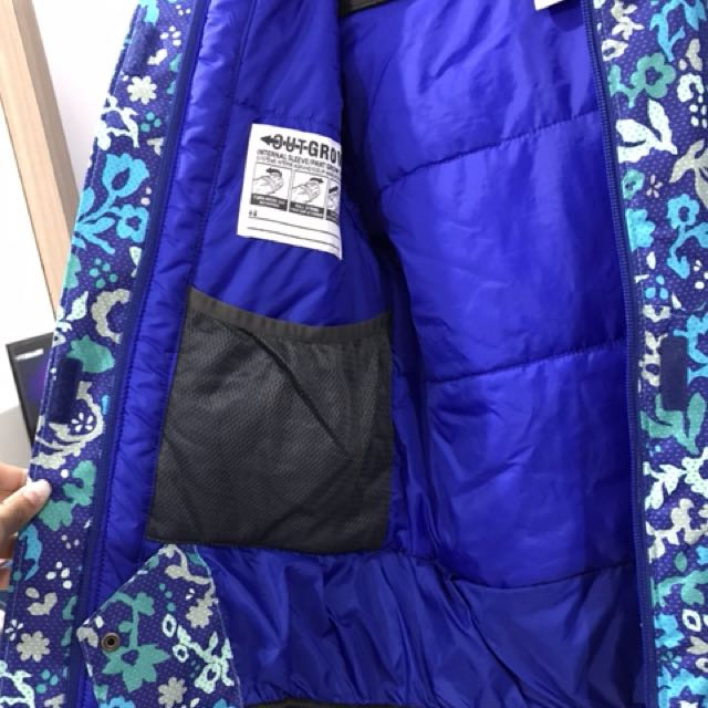 Columbia winter jacket up to 0 celcious