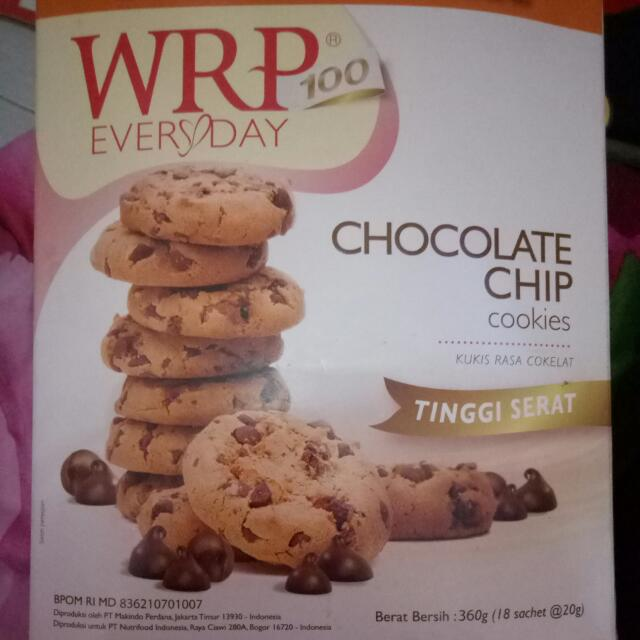 Cookies WRP for diet