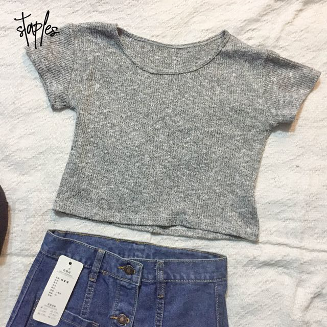 Cropped Top (Code-Talitha)