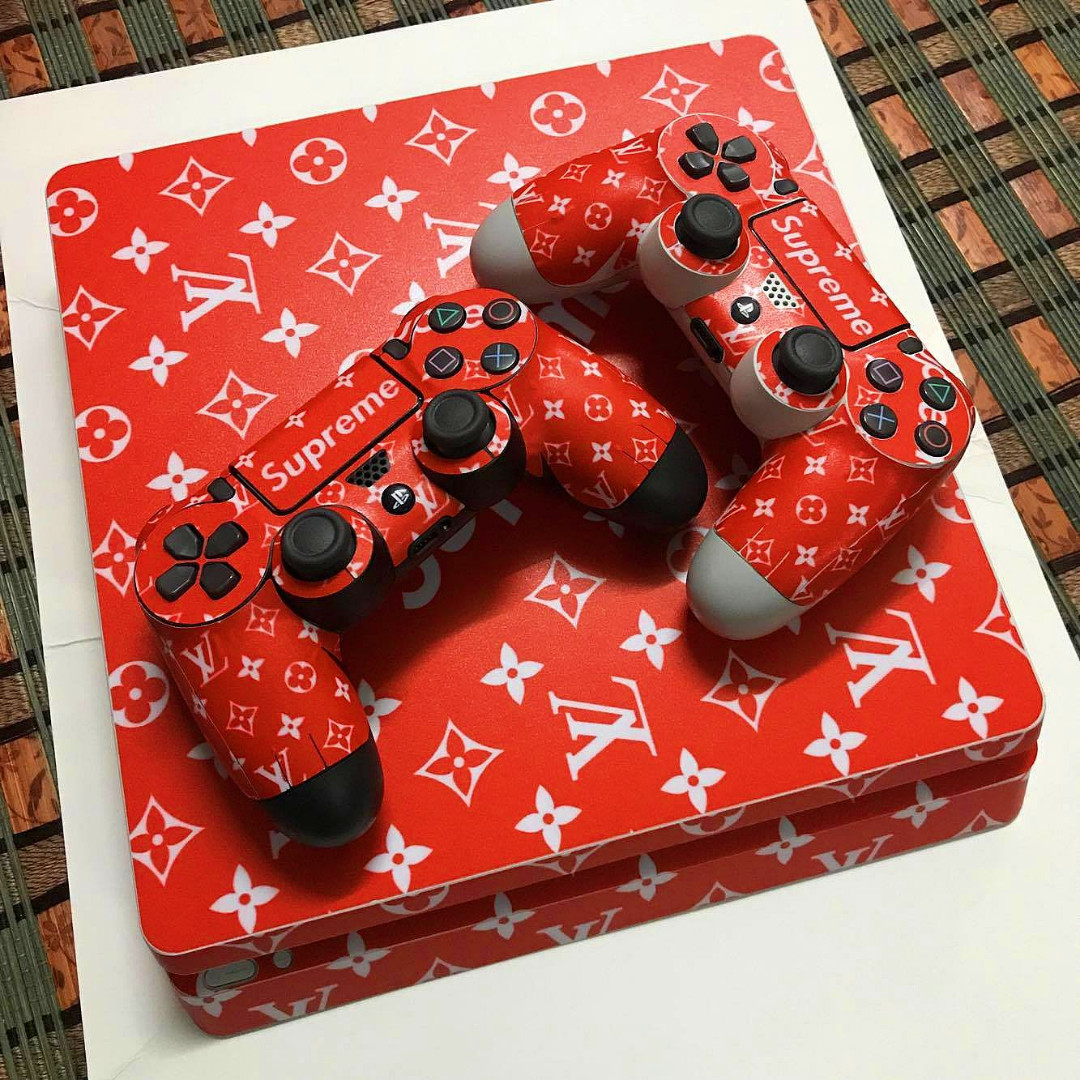 Customize PS4 Gaming Console Skins, Video Gaming, Gaming