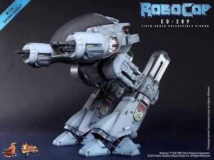 ED209 ROBOCOP NEMESIS MISB