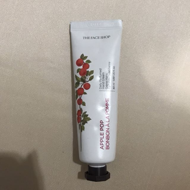 Face Shop Hand Cream