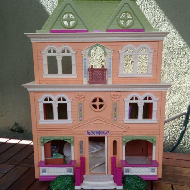 Fisher Price Loving Family Grand Dollhouse