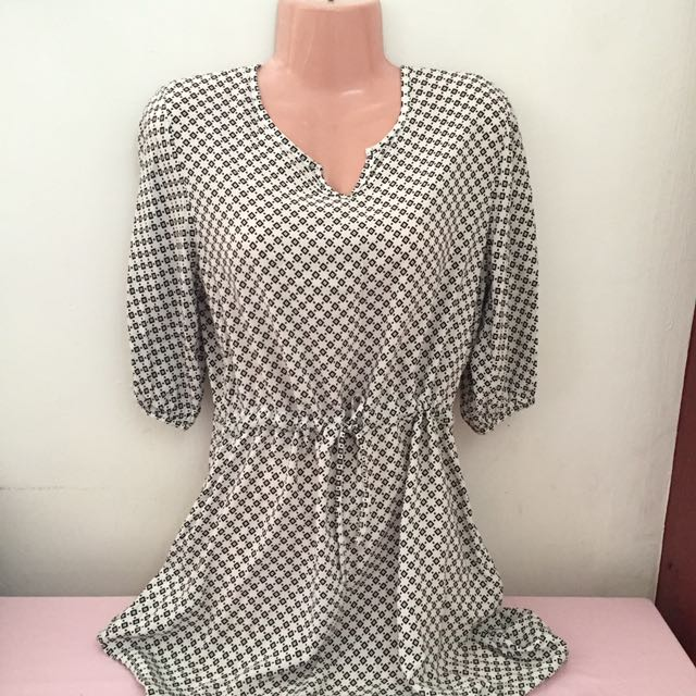 FLASH SALE -- Boho Print Dress