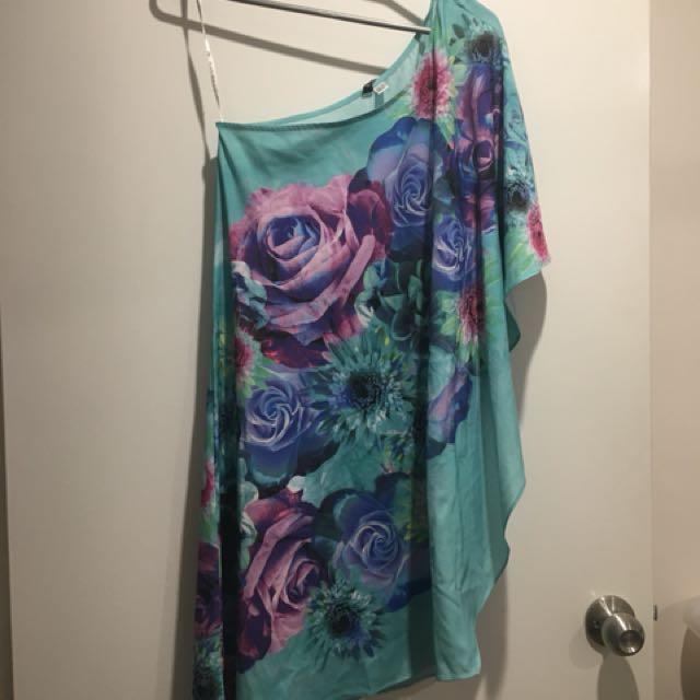 Forever New Floral Sz 6 Dress