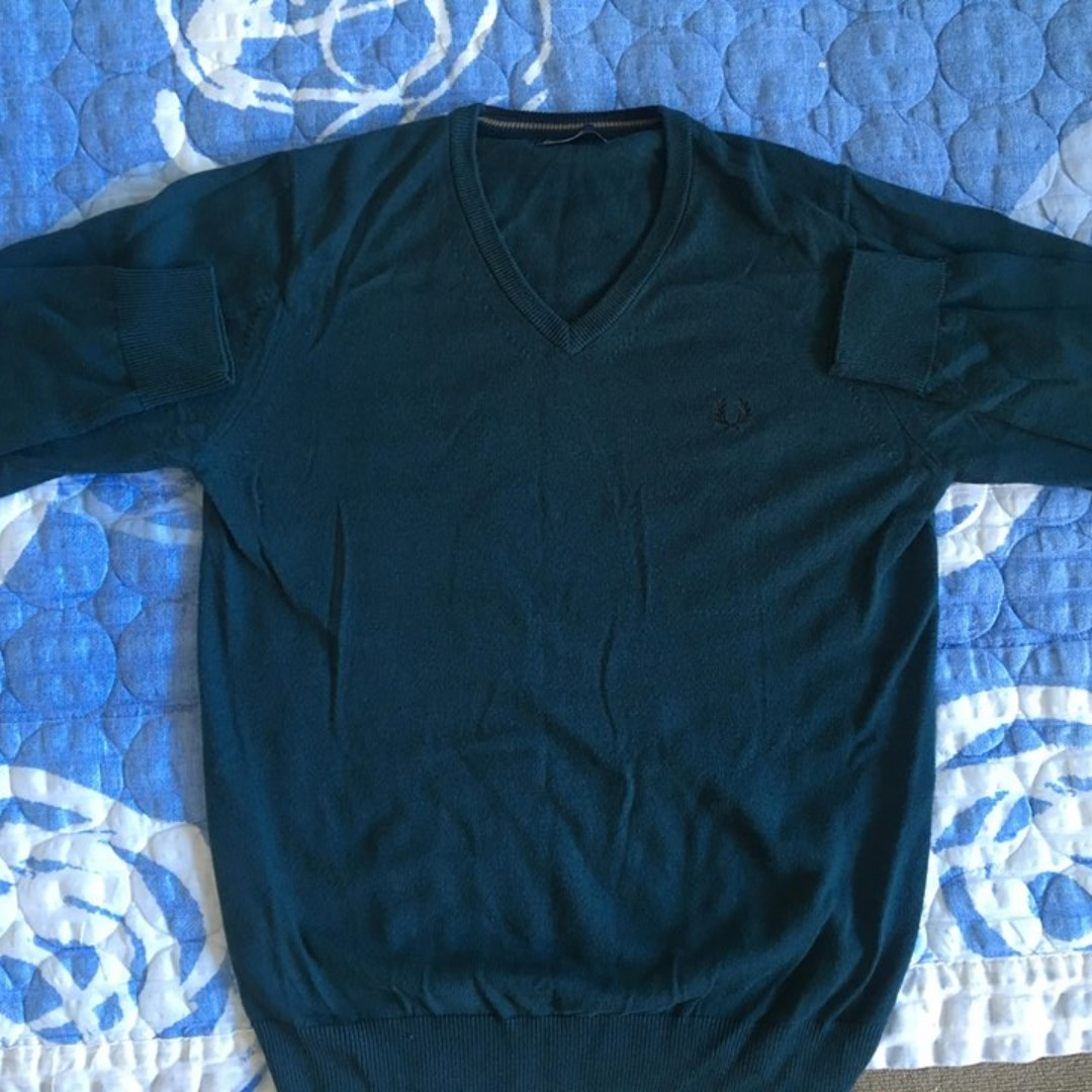 Fred Perry Sweater Size S