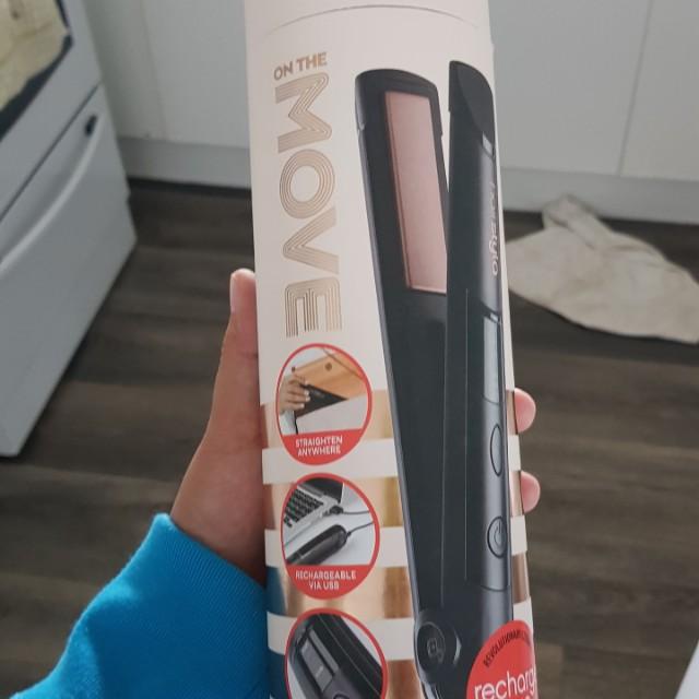 Hairstyla- cordless iron