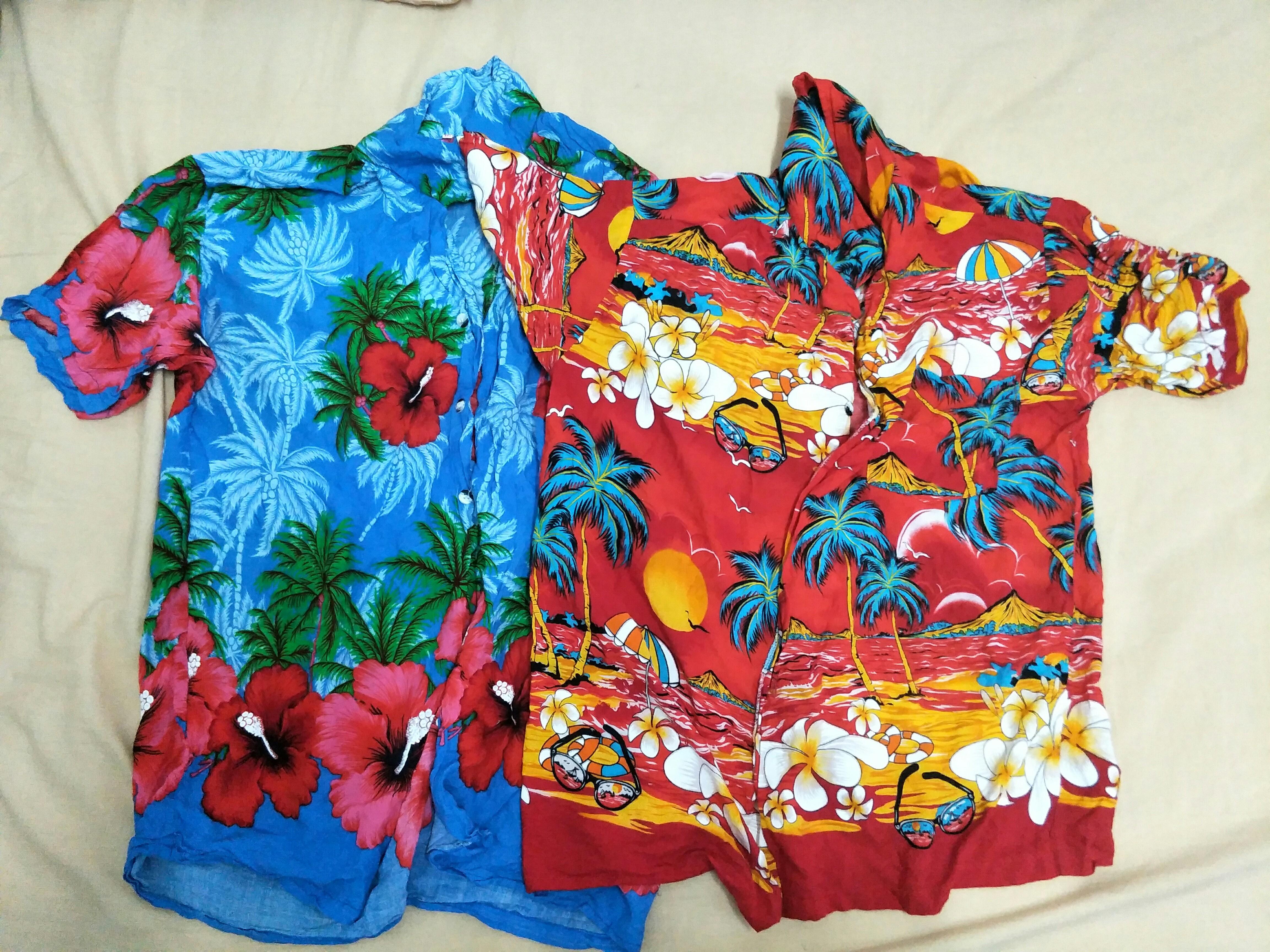 Hawaii shirt