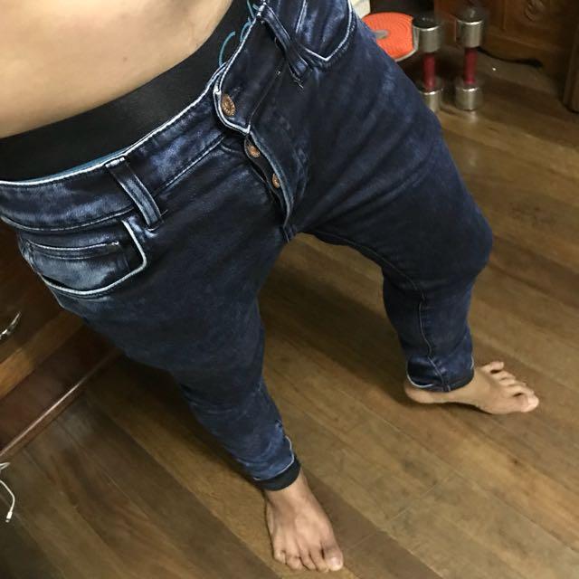 """H&M skinny Low waist size 29-30"""""""