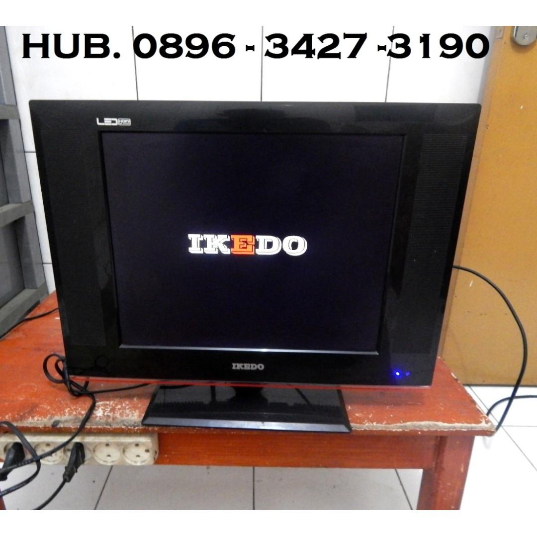 Ikedo Led Tv 17 Inch Hitam Daftar Harga Terbaru Dan Terupdate 32 M1a Dolby Surround Sytema Gratis Powerstrip Huntkey Sga301 Inc Hdmi Vga Bisa Buat Monitor Katapang Soreang Elektronik