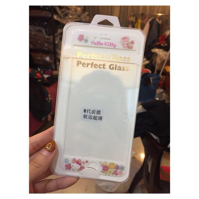 iPhone 6 Plus 凱蒂貓螢幕保護貼(全新