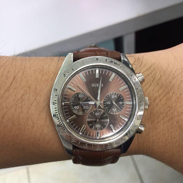 Jam tangan guess watch