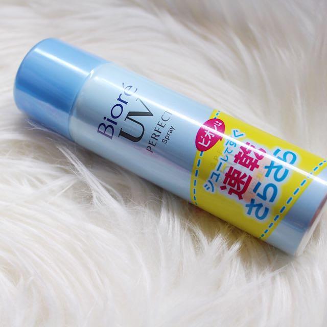 KAO Biore UV Perfect Spray SPF50+ PA++++