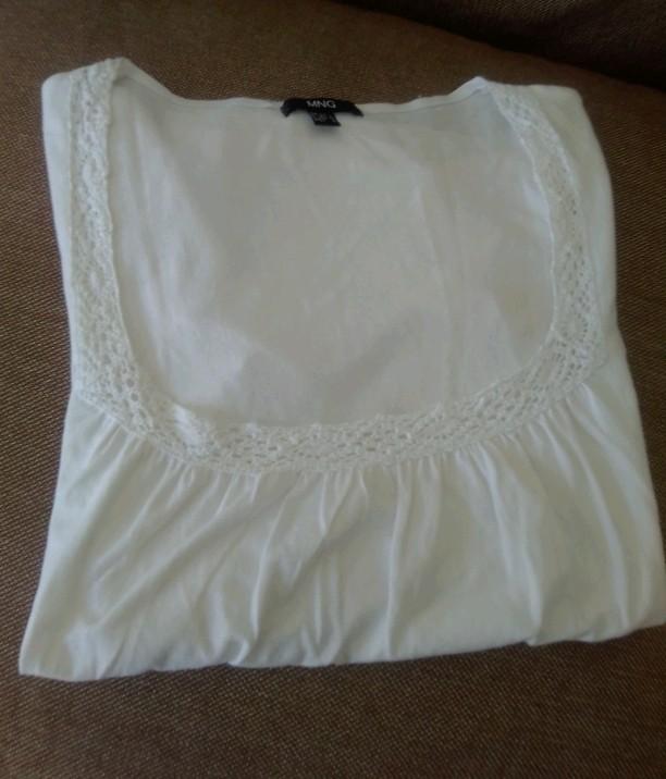 Kaos MNG putih L