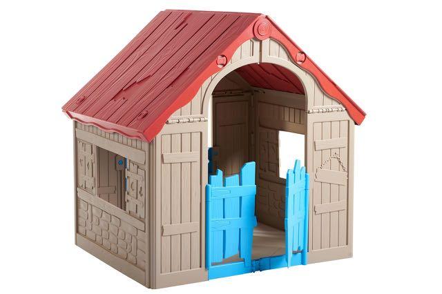 Keter Compact Fold Playhouse