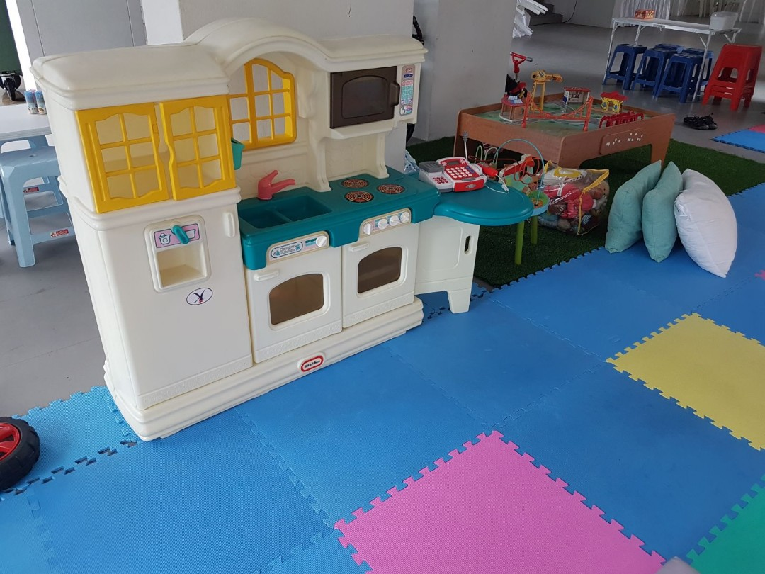 Kitchen Play, Babies & Kids, Toys & Walkers on Carousell