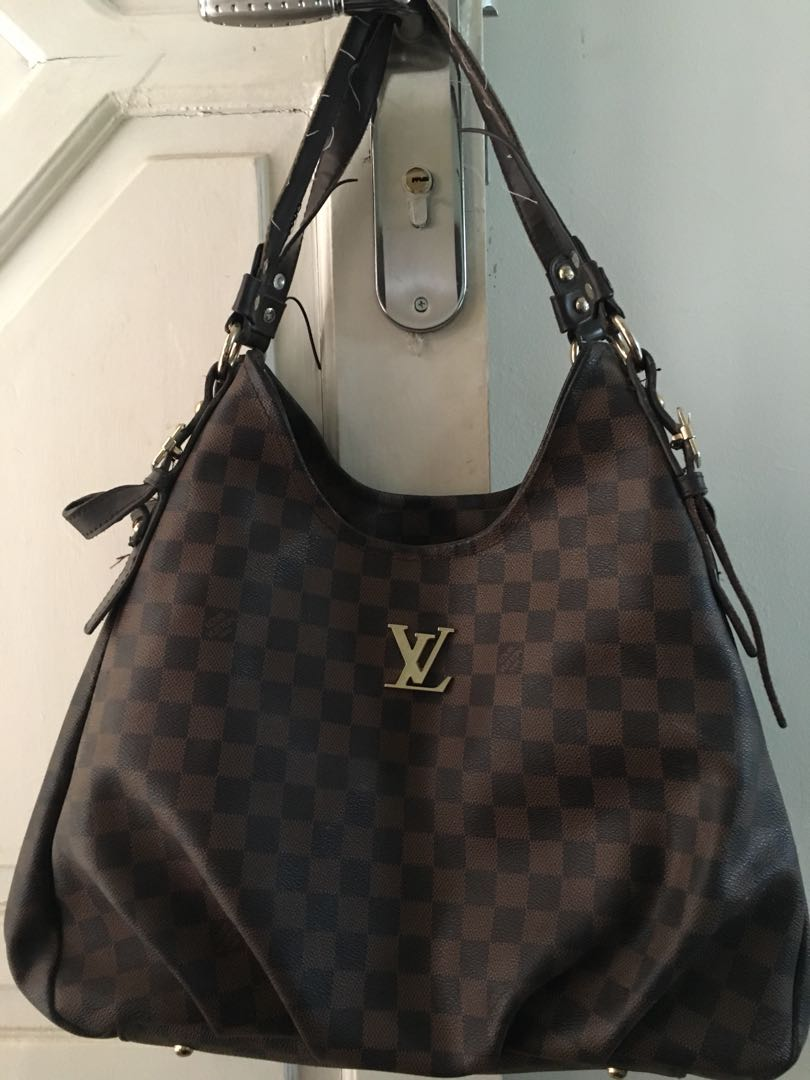 LV LOUIS VUITTON BAG DAMIER