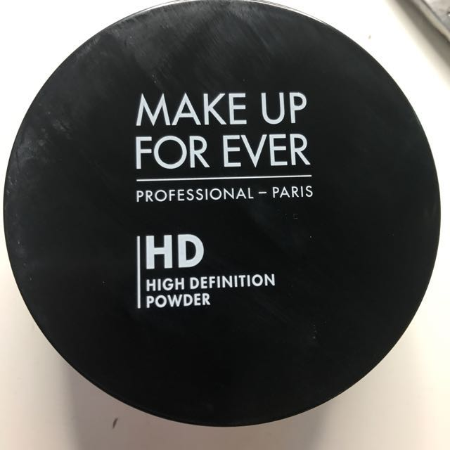 Makeup Forever HD Translucent Setting Powder