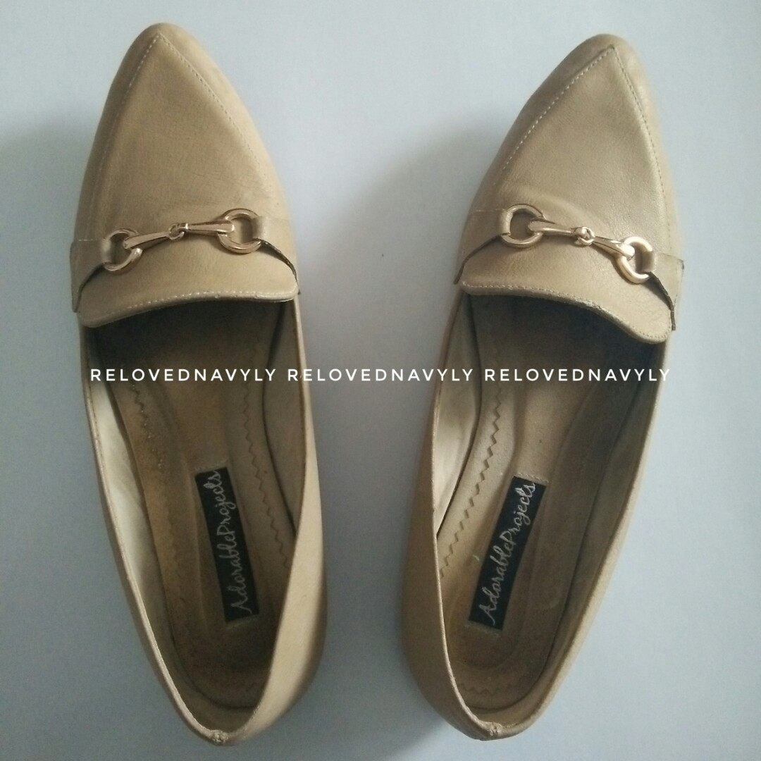 Mandy Point Flatshoes
