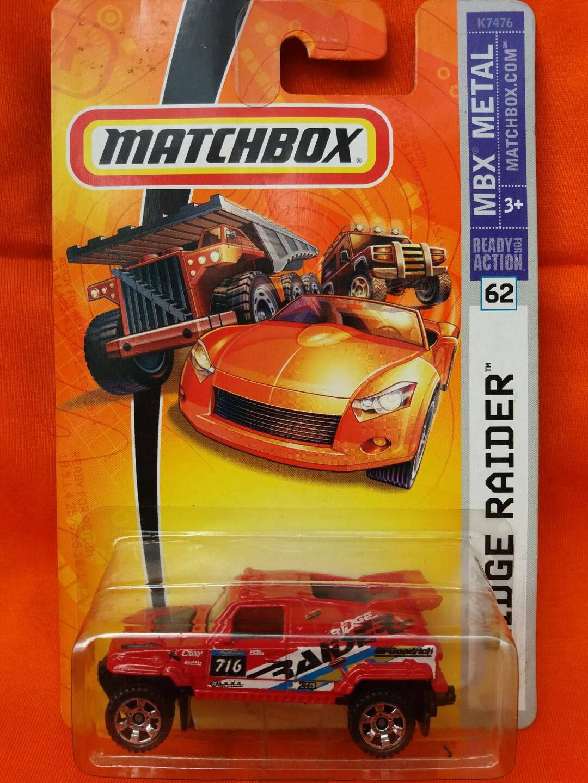 Matchbox Ridge Rider