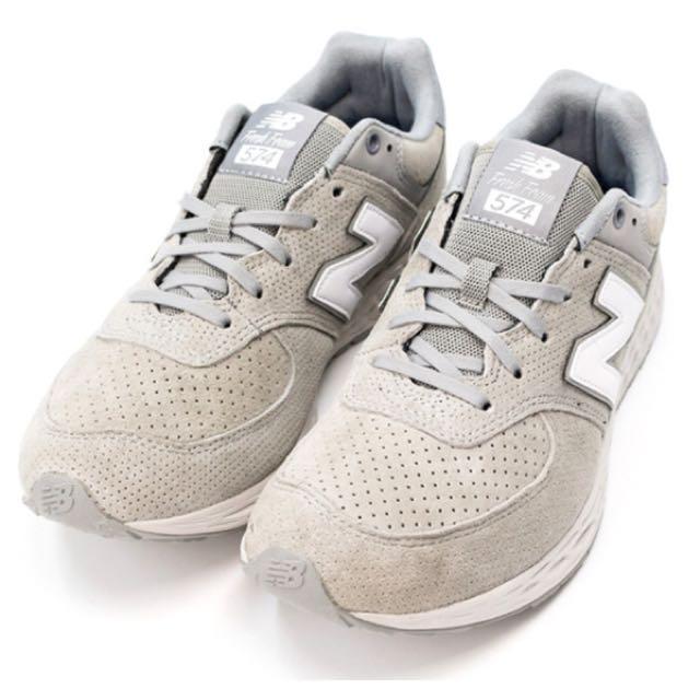 New Balance MFL574FD 復古慢跑男鞋