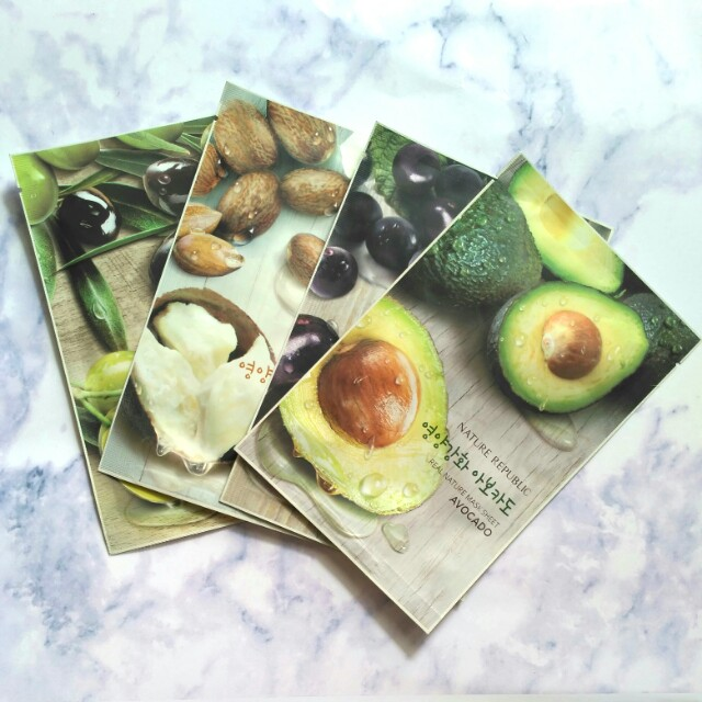 [NEW] Nature Republic Mask Sheet