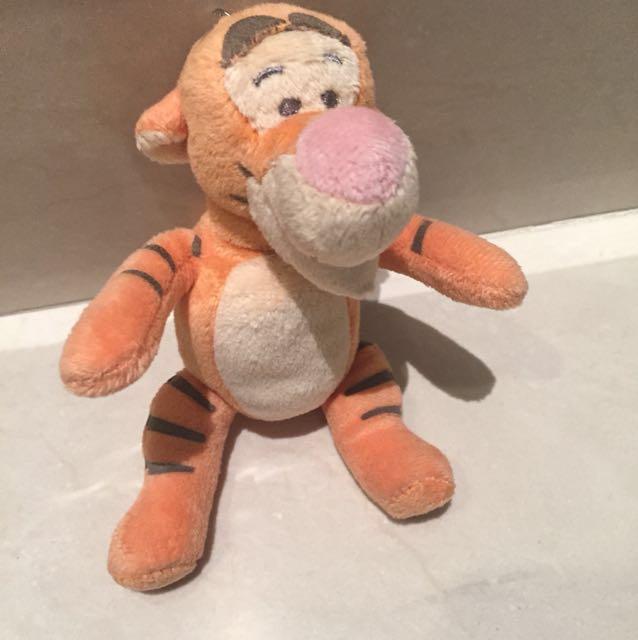 NEW-Gantungan Kunci Tiger