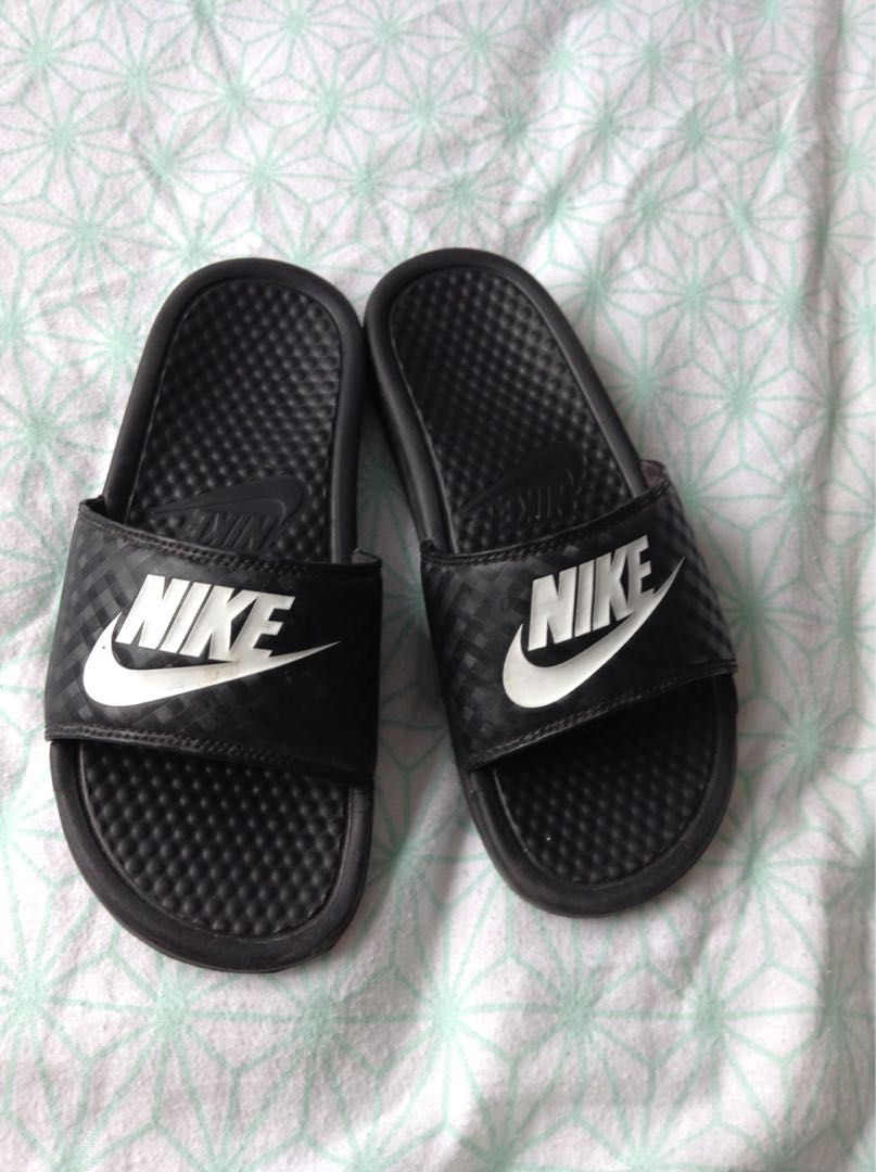 Nike authentic slides