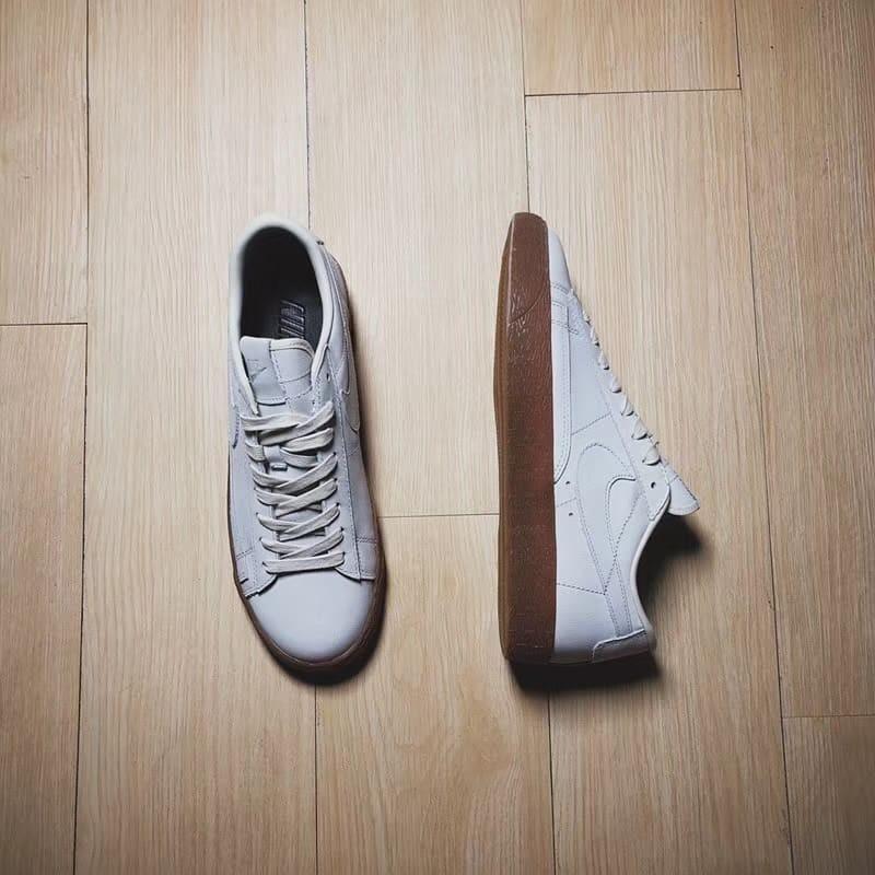 sports shoes f1fd3 ed928 Nike Blazer Low id, Womens Fashion, Shoes on Carousell