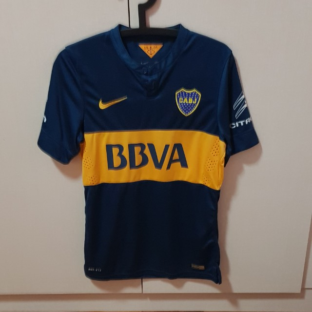 lowest price afb7c c40da Nike boca juniors player issue jersey (made in argentina ...