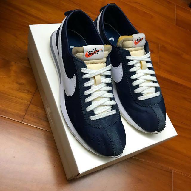 Nike Roshe Cortez SP✖️ Fragment⚡️阿甘鞋
